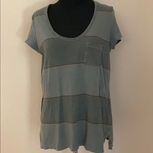 Striped James Perse Tee